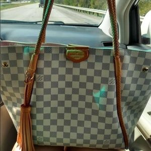 Louis Vuitton Propriano Bag Used & Authenticated